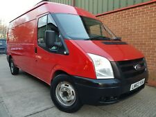*NO VAT* 2012 62 REG FORD TRANSIT 100 T350 RWD LWB 1 OWNER FROM NEW VERY CLEAN *
