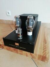 Audio Note Conqueror Silver Signature low gain power amplifier 300B tubes boxed
