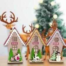 Weihnachten LED-Sterne aus Leder