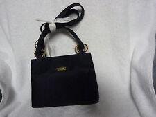 BUENO CLOTH SMALL SHOULDER BAG - DARK BLUE