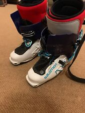 womens salomons at boots size 24.5