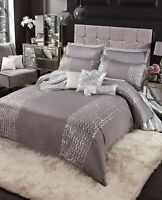 Caprice Bryony Sparkle Bedding Set Quilt Reversible Duvet Cover & Pillow Case