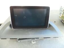 MAZDA 3 RADIO/CD/DVD/SAT/TV SAT NAV UNIT, BM, 11/13- 13 14 15 16