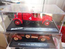 1:43 Ixo Lagonda Rapide Winner Le Mans 1935  Neuf en boite