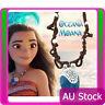 Moana Princess Vaiana Necklace Principessa Animie Pendant Movie Polynesia