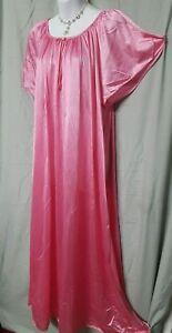 Only Necessities Nightgown  Long /Short Sleeve M L 1X 2X 3X 4X 5X 6X