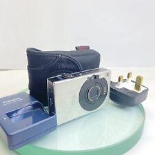 Canon IXUS 70 / PowerShot Digital ELPH SD1000 7.1MP Digital Camera TESTED++#972