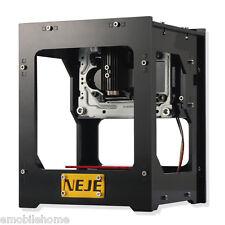 NEJE DK - BL 1500mw Laser Engraver Cutter Engraving Carving Machine Printer