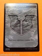 EXPERIENCE TOKEN Commander 2015 Magic MTG cards (GH)