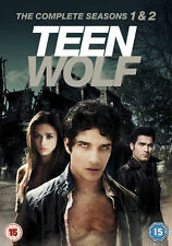 Teen Wolf - Series 1-2 - Complete (DVD, 2013, Box Set)