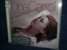 DINA CARROLL - THE VERY BEST OF (2CD 2001) AIN'T NO MAN