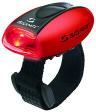 Sigma Micro LED Super Bright  2 Mode Quick Fit Rear Bike Bicycle Light SIG7231