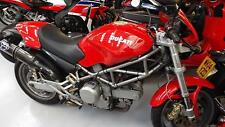Ducati Monster 620ie  2005 reg bike  3780 miles only excellent with extras