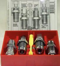 New ListingLee 380 Acp Carbide 4-Die Deluxe Set Lee 4 Die Set 90447 Reloading Equipment