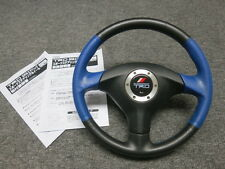 JDM Genuine JZA80 Supra Turbo TRD SRS Leather Steering Wheel MR2 Celica ~RARE
