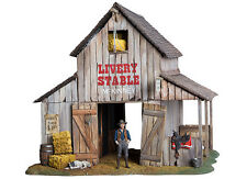 BlackHawk: FW0505, The West, Black Hawk City, Livery Stable (Figure included)