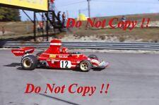 Niki Lauda Ferrari 312 B3 Canadian Grand Prix 1974 Photograph 1