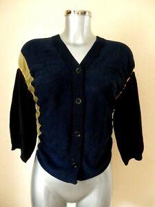 Dries Van Noten - Vest - Cotton Multicolored - Size 36fr - Authentic