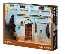 Puzzle 1000 Teile National Geographic: Pastellfassade 39311