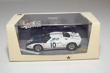 . BIZARRE BZ271 FORD GT40 GT 40 LM 64 LE MANS 64 #10 WHITE BLUE MINT BOXED