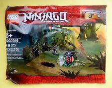 Lego Ninjago 5002919 Scenery and Dagger Trap Rar 6006034 Neu 2015 Polybag Ovp