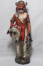 MC 38011 Figur Indianer Büffelkopf Eaglehead Tomahawk & Schild USA Amerika