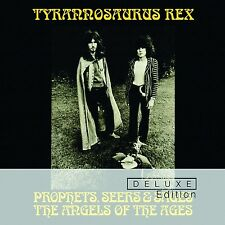 TYRANNOSAURUS REX - PROPHETS,SEERS & SAGES (DELUXE EDITION) 2 CD NEU