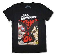 Rae Sremmurd Cartoon Mens Black T Shirt New Official Adult
