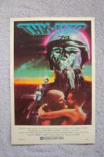 THX - 1138 Lobby Card Movie Poster Robert Duvall
