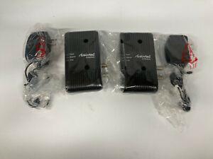 2x Actiontec ECB2500C Moca Adapters