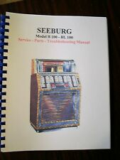 Seeburg Model M100B Jukebox Manual