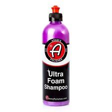 Adam's Polishes Adam's Ultra Foam Shampoo - 16 oz