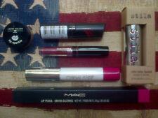 6pc lipstick, balm & liner set: Stila, MAC, Rimmel, Laura Geller, BM & New CID