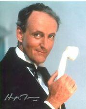 Hugh Fraser Signed Photo - Poirot - A512