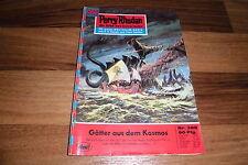 PERRY RHODAN # 388 -- Dieux dans le cosmos/publicité personnage Gucky + Blue + Topsider