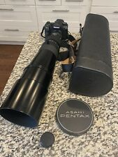 Pentax Super-Takumar 500mm f/4.5 M42 Lens in Case Takumar