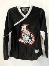 Reebok Women's NHL Jersey Senators Team Black sz 2X