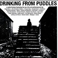 Drinking from Puddles CD cat power elliott smith dead moon murder city devils!!!