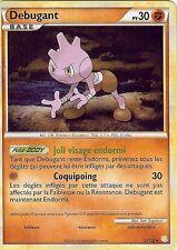 """Carte Pokemon """" DEBUGANT """" Heartgold Sousilver PV 30  33/123 RARE * VF"""