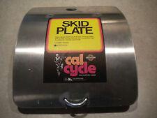 NOS Vintage Cal Cycle Skid Plate  Honda XR CR MT RC MR Competition  AHRMA