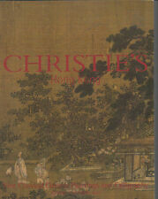 CHRISTIE'S HK Chinese Paintings Calligraphy Emperor Imperial Auction Catalog 04