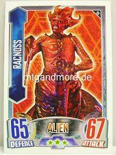 #096 Racnoss - Alien Attax Doctor Who