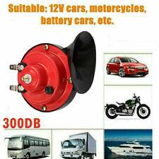 12v Super Loud Train Horn Waterproof For Motorcycle Car Truck Suv Boat