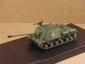HOBBYMASTER #HG7056 1/72 ISU-122 Tank Destroyer, Unidentified Unit, Konigsberg