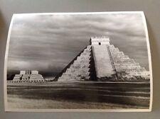 PHOTO MEXIQUE : KUKULKAN ET LES 1000 COLONNES - Format 24x18cm