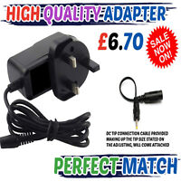 Hair Removal Charger/UK Plug Compatible For NONO PRO5/PRO3/8800 NEW BEST ON EBAY