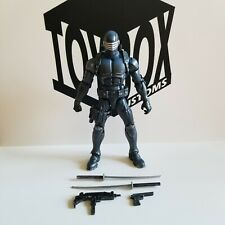 G. I. Joe Snake Eyes custom figure 6 inch scale
