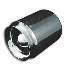 JOM 40323 offener Power Sport Luftfilter Carbon Grau universal 60,70,76,84 90mm