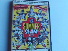 New listing WWE: Summerslam 2009 (DVD, 2009)