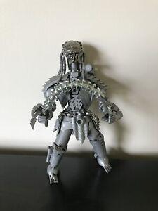 Metal Predator Sculpture